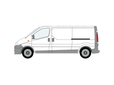 Photo of Trafic L2 LWB H1 Low Roof Twin Doors 2002 - 2014