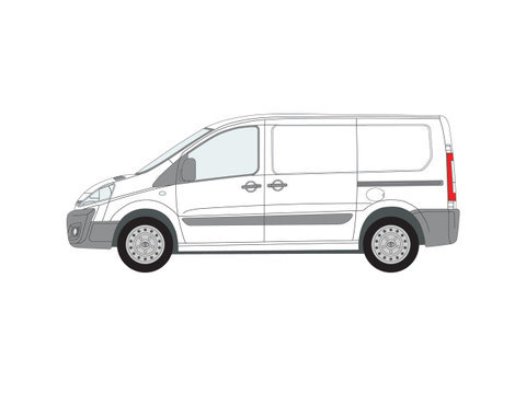 Photo of Pro-Ace Van L1 SWB Twin Doors 2013 - 2016