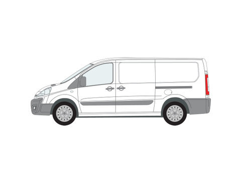 Photo of Pro-Ace Van L2 LWB Tailgate 2013 - 2016