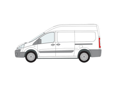 Photo of Pro-Ace Van L2 LWB H2 HighRoof Twin Doors