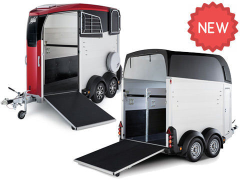 Photo of New Ifor Williams HBX & HBE Horse Trailers