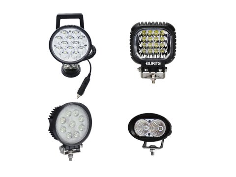 Photo of Vehicle LED Spot & Work Lamps