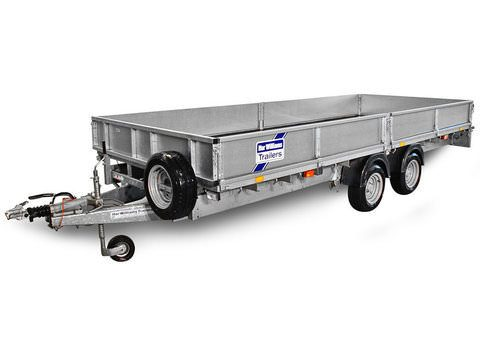 Photo of Ifor Williams Flat Bed Trailers