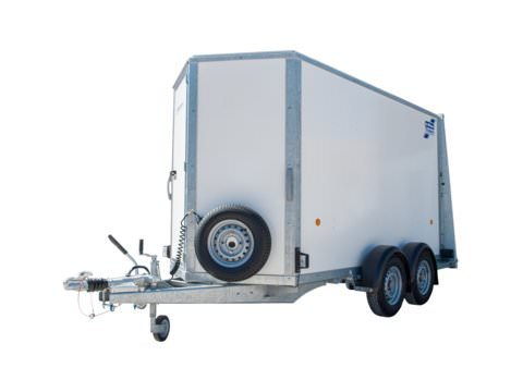 Photo of Ifor Williams Enclosed Trailers