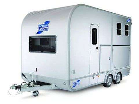 Photo of Ifor Williams Eventa Trailers