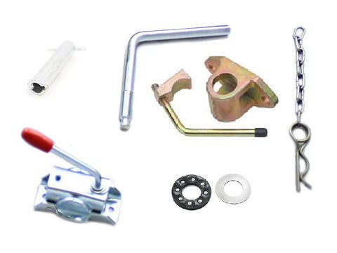 Photo of Jockey Wheel Clamps and Accessories