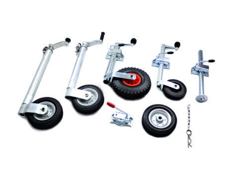 Photo of Jockey Wheels & Props Stands