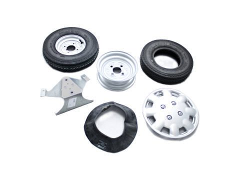 Photo of Trailer Wheels and Tyres