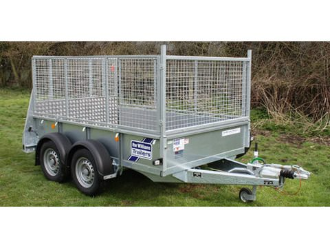 Photo of General Duty Goods Trailer Hire
