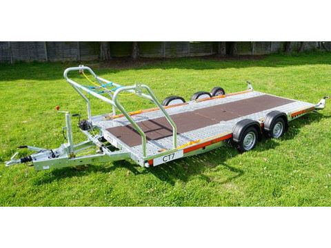 Photo of Car Transporter Trailer Hire
