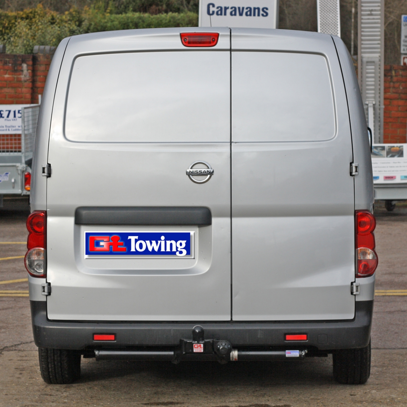 Nissan Commercial Towbars