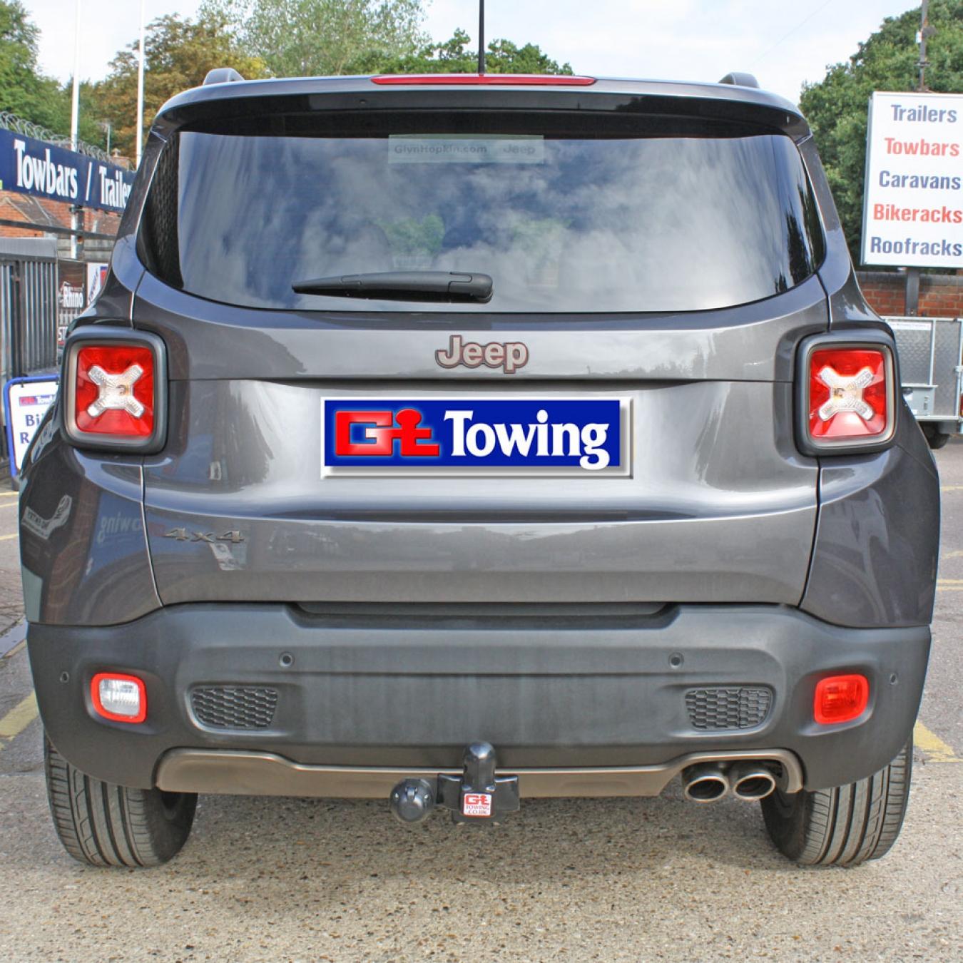 Jeep Renegade Towbars