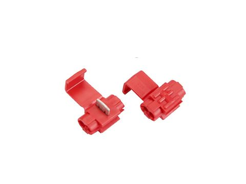 Photo of Red 3M Scotchlock Connector