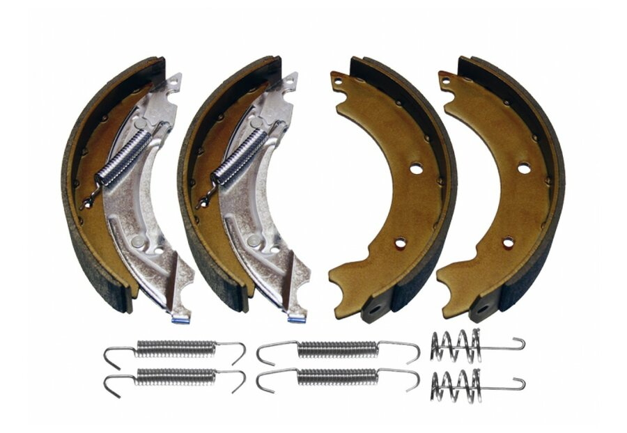 Photo of Knott Avonride Ifor Williams 200 x 50 Brake Shoes (Axle Set) P000320
