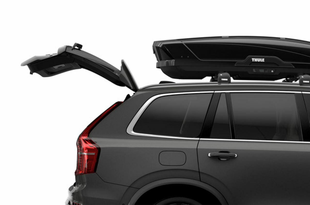 Honda Pilot Towing Capacity >> Thule Motion XT M (200) Roof Box
