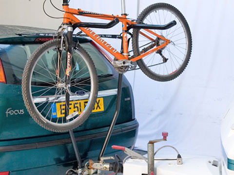 Photo of Pendle High 4 Bike Carrier
