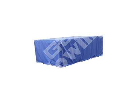 Photo of Ifor Williams LM126 Mesh Trailer Cover