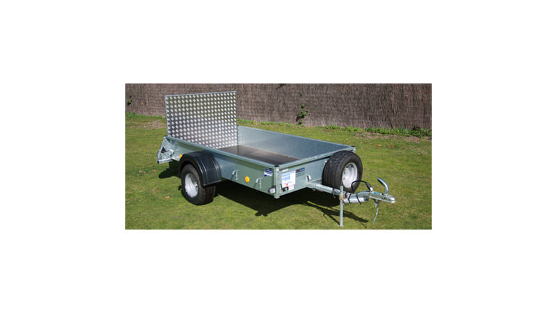 Ifor Williams P6e Trailer Cheapest Price From Our Site Collectables Animation Characters