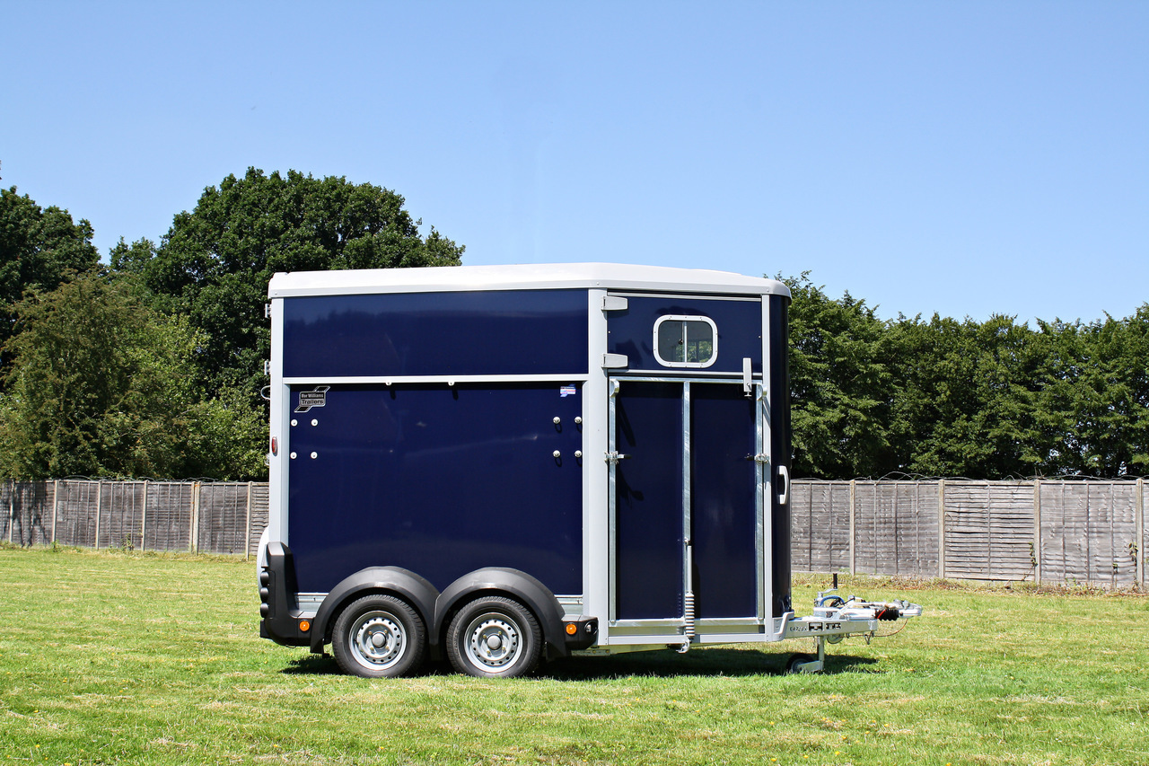 Ifor Williams Hb506 Horse Trailer Blue