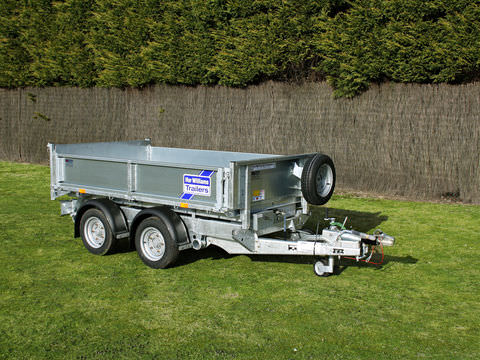 Photo of Ifor Williams TT2515 Power Tipper Trailer
