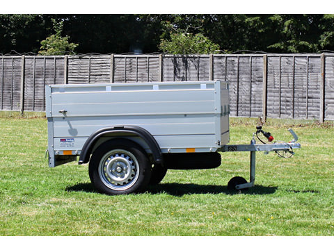 Photo of GT500-151-HT Anssems Luggage Trailer