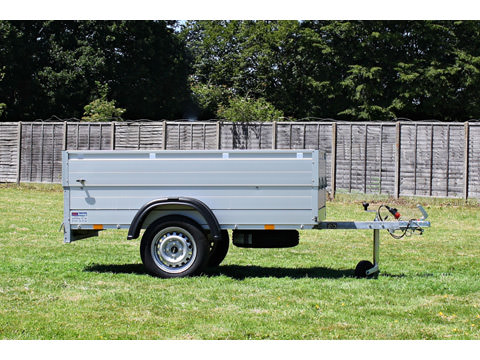 Photo of GT750-201-HT Anssems Luggage Trailer