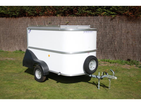 Photo of Ifor Williams BV64E Trailer with Doors