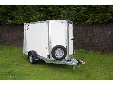 Photo of Ifor Williams BV84G Trailer with Ramp Doors