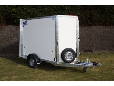 Photo of Ifor Williams BV85GSA Trailer with Ramp Doors