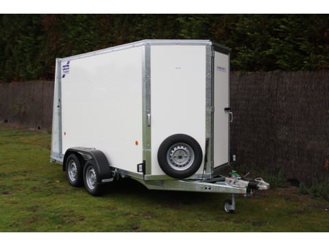 Photo of Ifor Williams BV85G Trailer with Ramp Doors