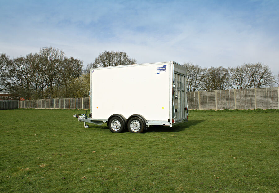 Ifor Williams BV105G Trailer with Ramp Doors
