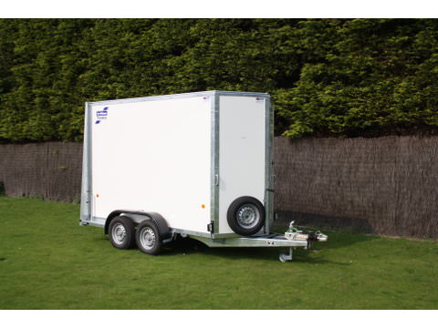 Photo of Ifor Williams BV125G Trailer with Ramp Doors
