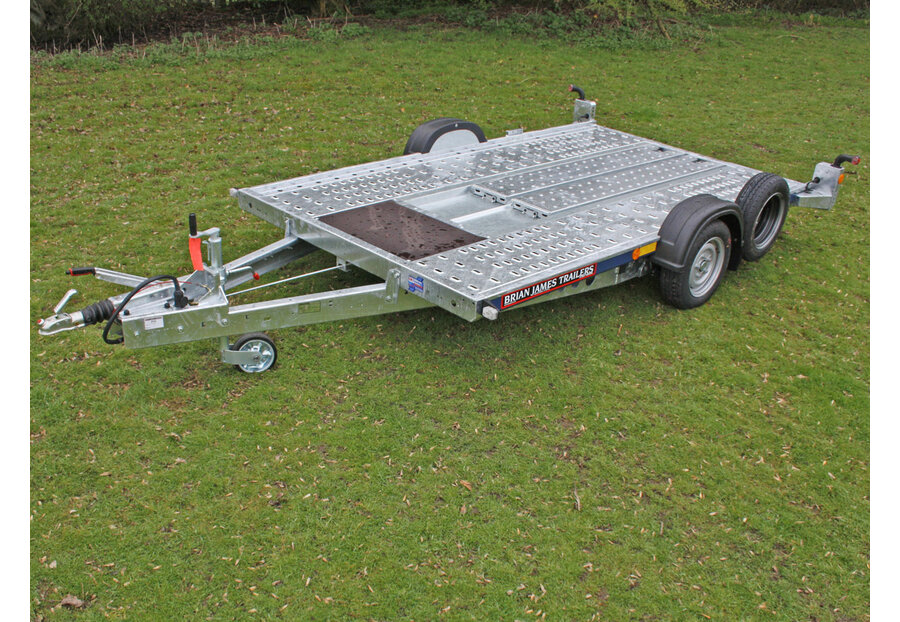 Photo of Brian James C2-126-1111 Car Trailer