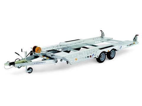 Photo of Ifor Williams CT177 Car Transporter Trailer