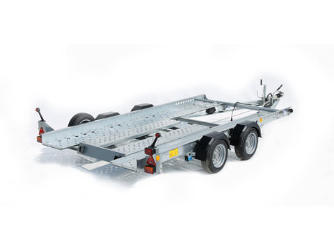 Photo of Ifor Williams CT136HD Car Transporter Trailer