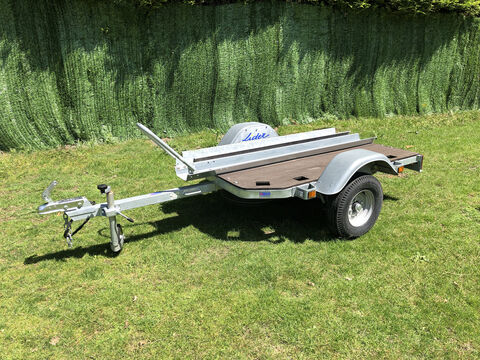 Photo of Single Motorcycle / Motorbike / Scooter Trailer