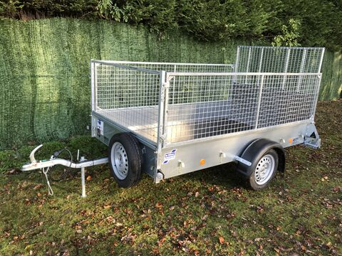 Photo of 2 x Motorcycle Trailer or P8e (8ft) Unbraked Goods Trailer