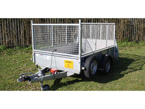 Photo of Ifor Williams GD85G Single Axle Trailer