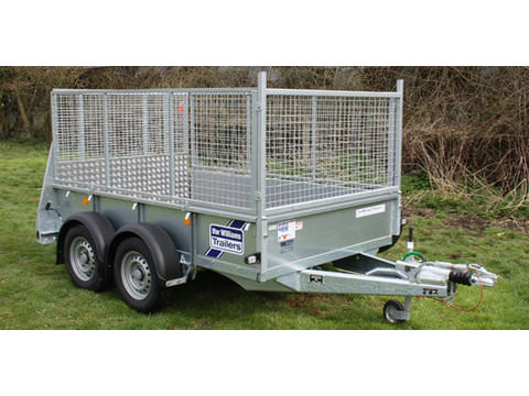 Photo of Ifor Williams GD85G Twin Axle Trailer (1)