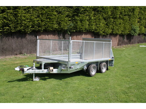 Photo of Ifor Williams GX106G Plant / Goods Trailer