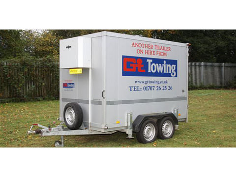 Photo of Twin Axle Fridge Chiller Trailer (1)