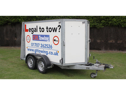 Photo of B+E Driving Licence Category Learner / Tuition Trailer
