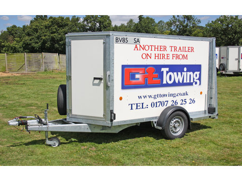 Photo of Ifor Williams BV85-5 Single Axle Enclosed Trailer