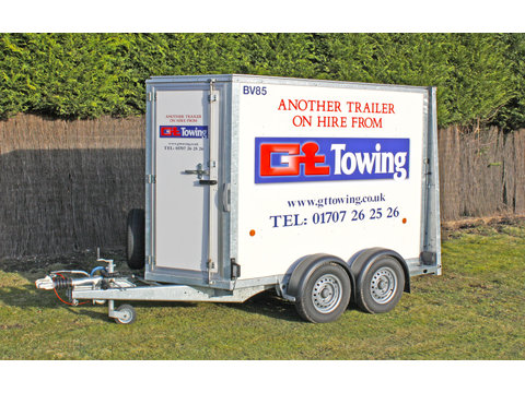 Photo of Ifor Williams BV85-6 Twin Axle Enclosed Trailer (6)