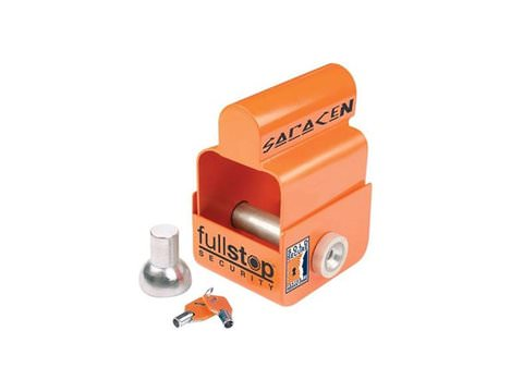 Photo of Saracen Caravan Ultra Hitch Lock for Alko Aks Stabilisers