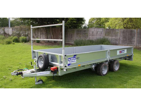 Photo of Ifor Williams LM146G Flat Bed Trailer (1)