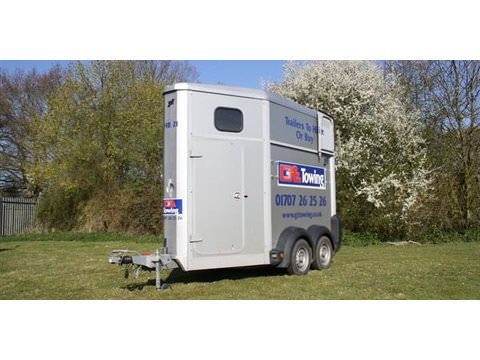 Photo of Ifor Williams HB403 Single Horse Trailer (HB21)