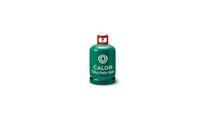 photo of Calor Gas 13kg Patiogas Refill