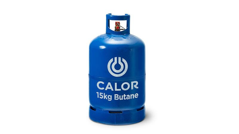 Photo of Calor Gas 15kg Butane Refill