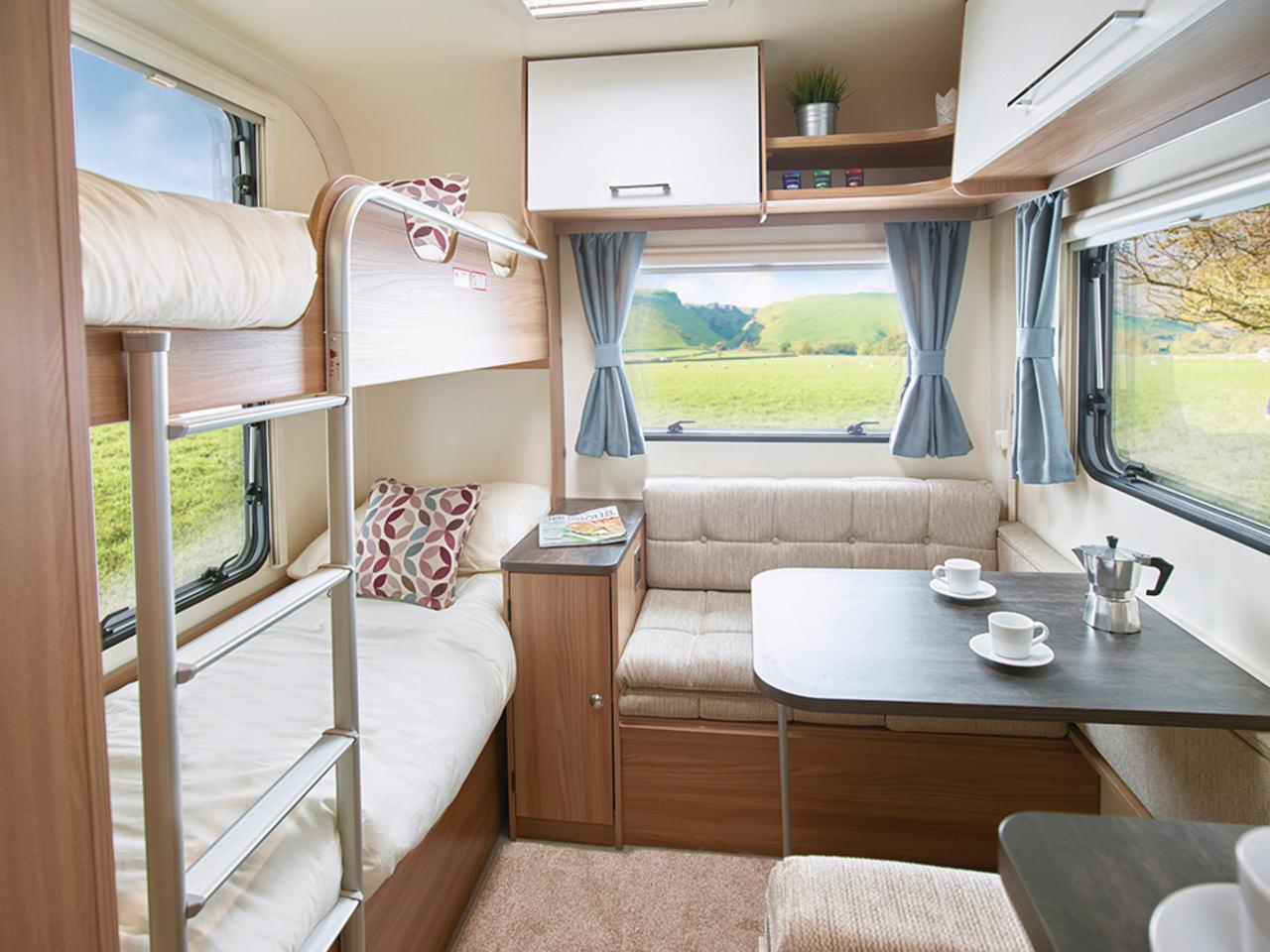 Bailey Pursuit 2 570 6 2017 Caravan 6 Ber